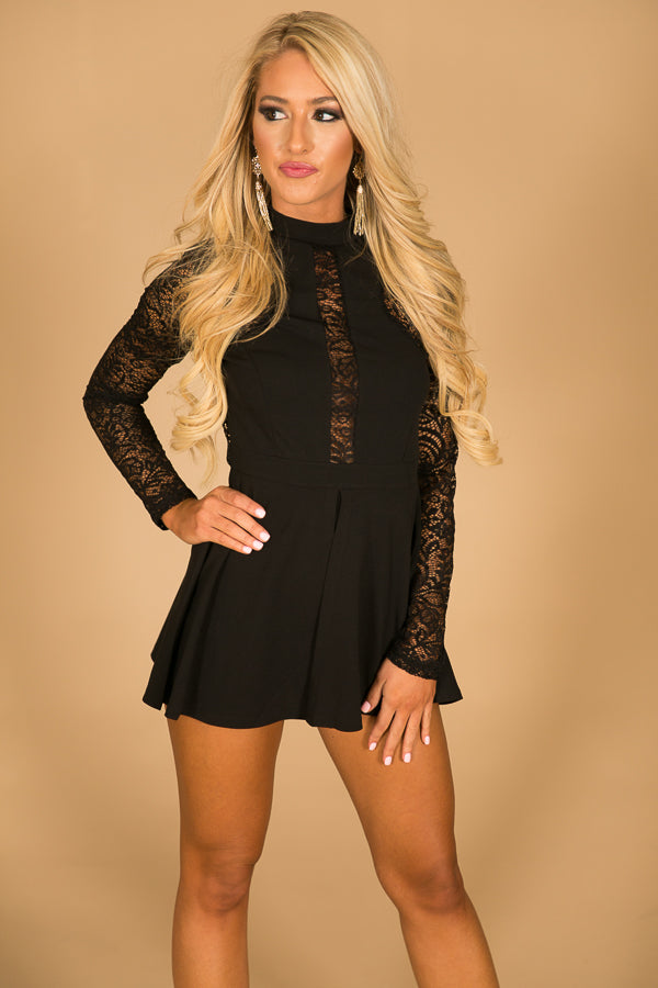 Love and Lace Romper