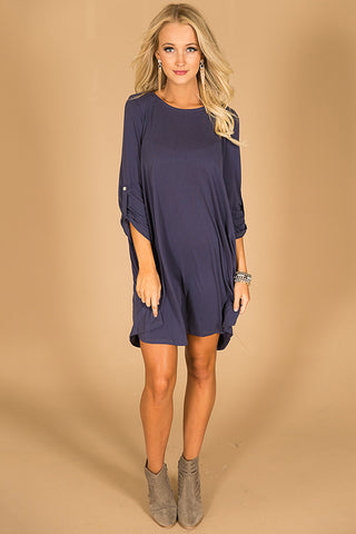 Sangria Sipping Shift Dress