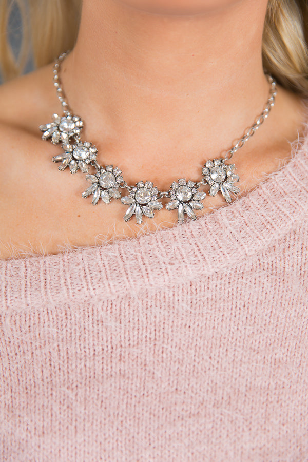 Sparkle So Pretty Necklace