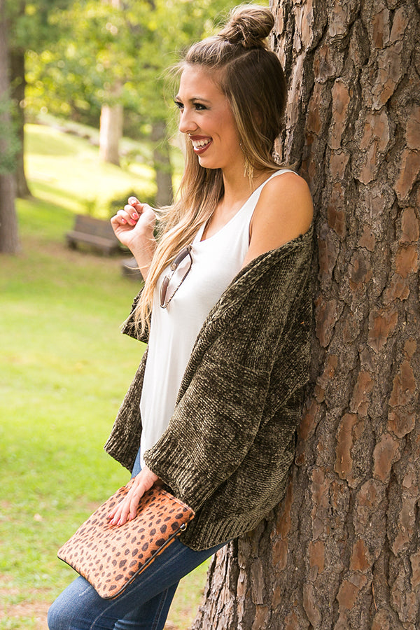 The Bombshell Cardigan