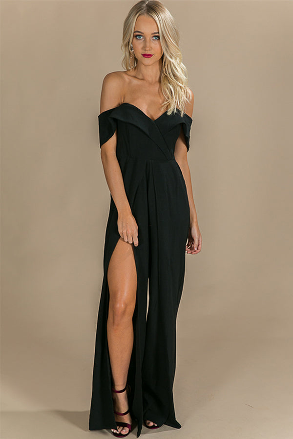 Reservation For Two Jumpsuit in Black