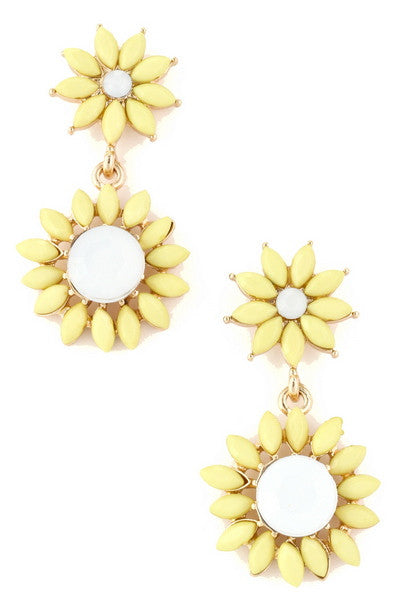 Let The Sun Shine Earring