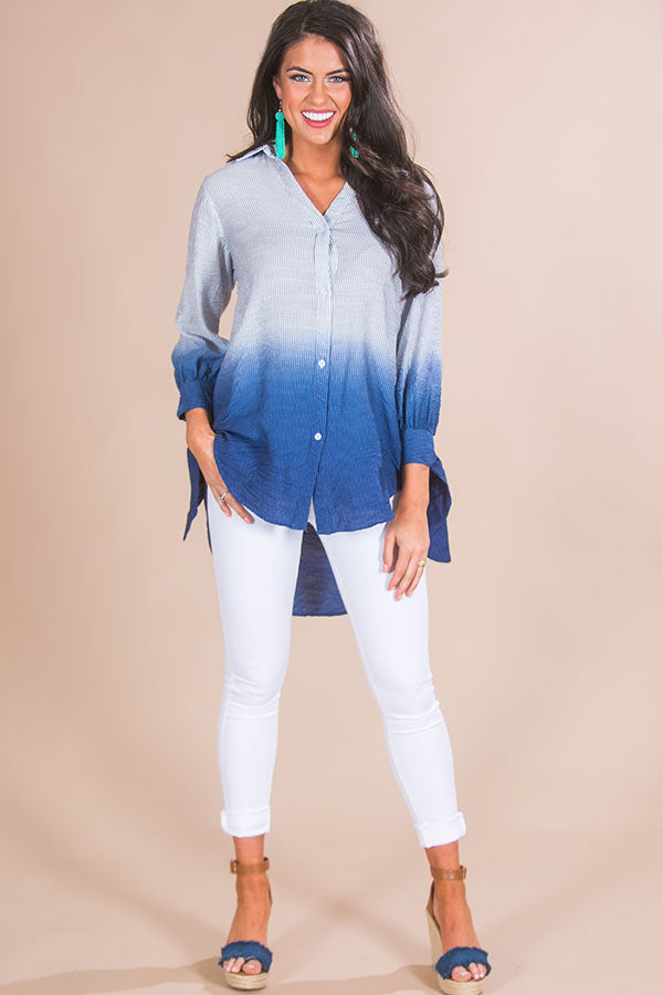 High Tides Ombre Tunic