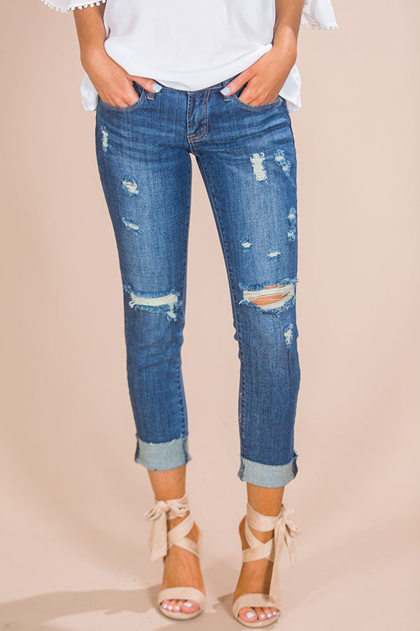Coastal Cutie Relaxed Ankle Skinny
