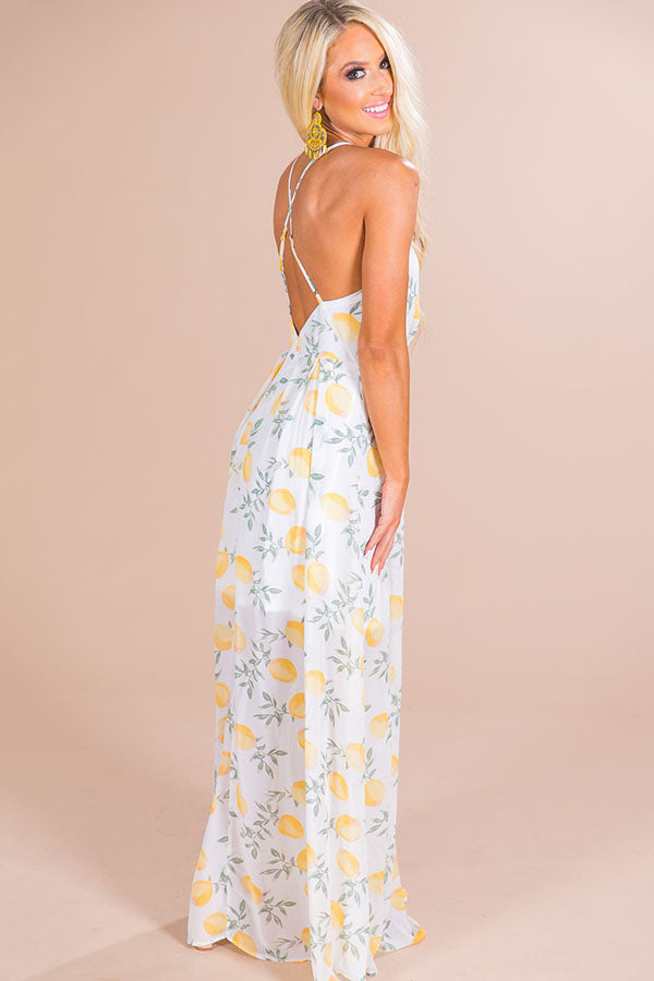 Love And Limoncello Maxi