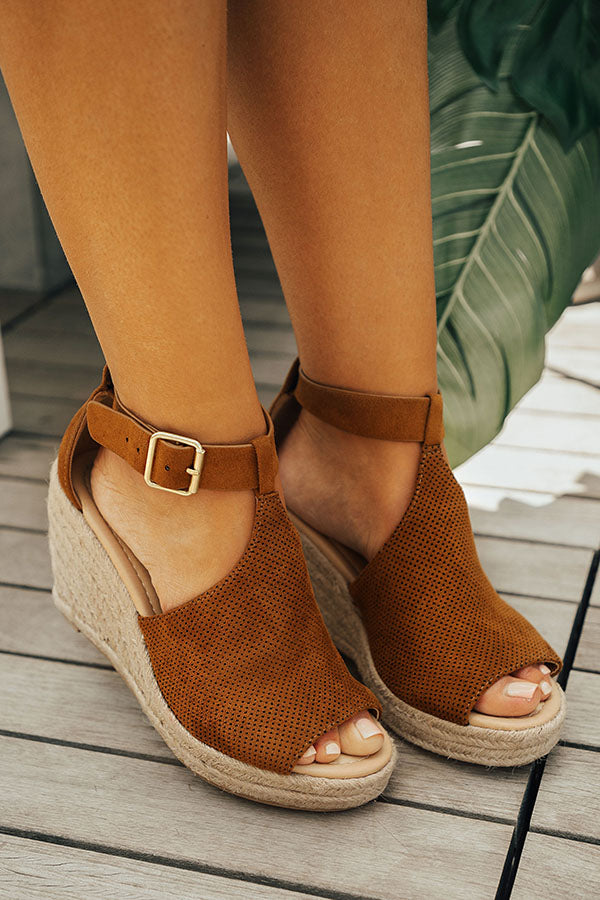 The Whitney Wedge in Brown