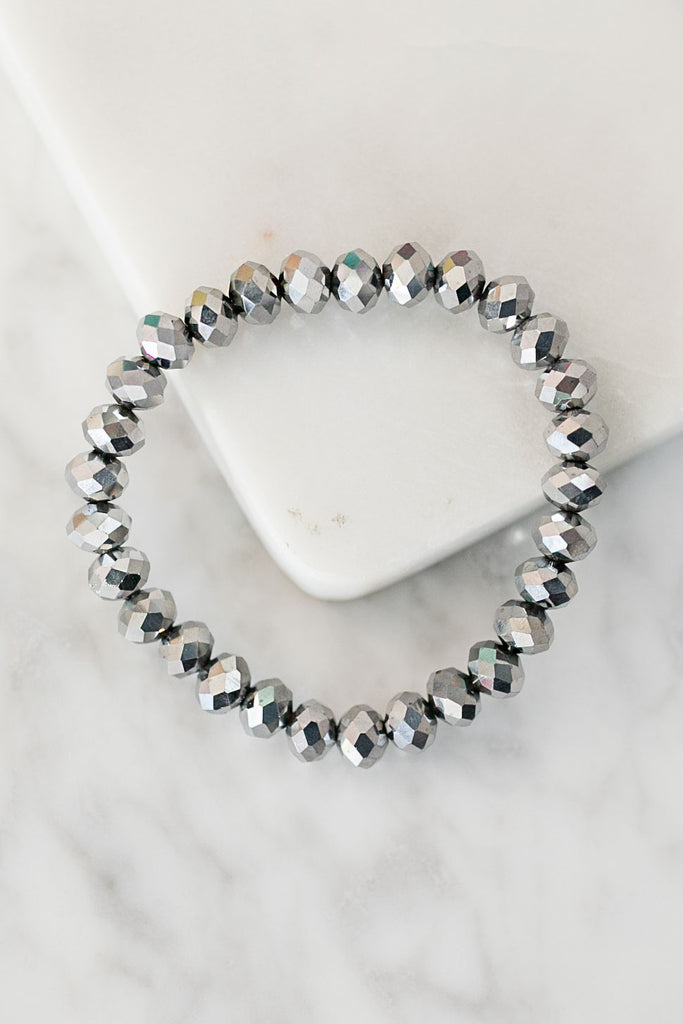 Champagne Shores Bracelet In Grey