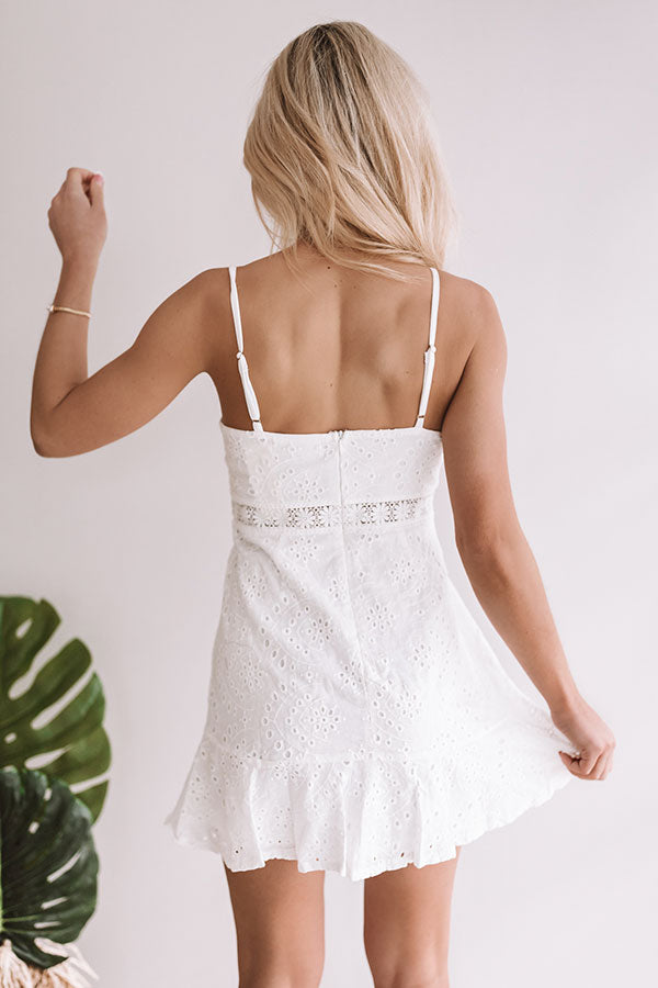 Sunshine Baby Eyelet Dress