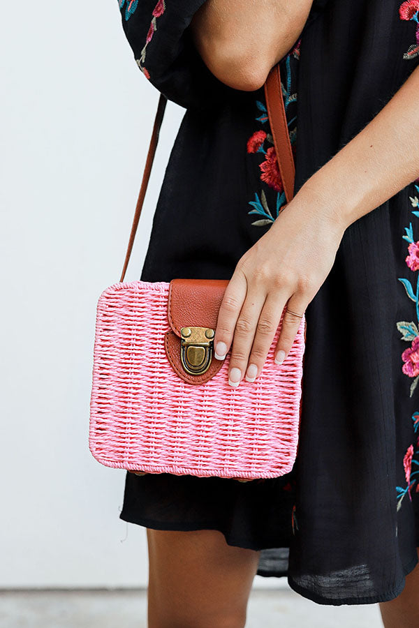 Completely Obsessed Tote In Pink