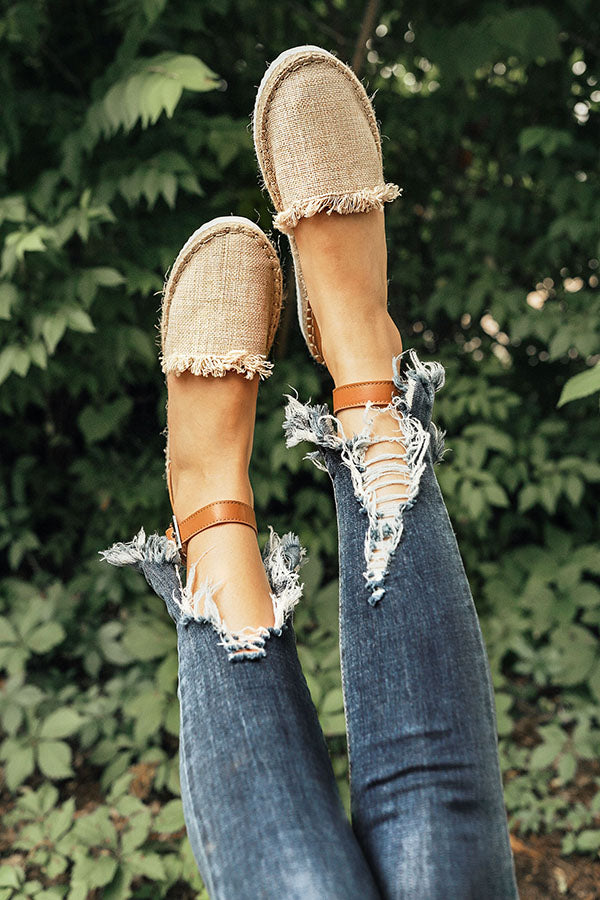 The Bella Espadrille
