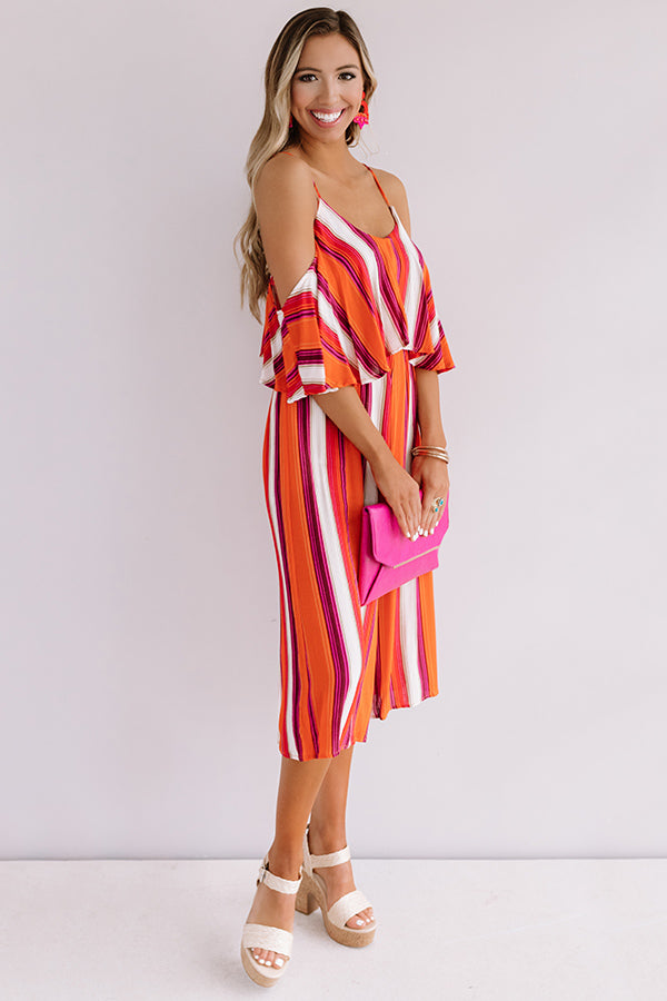 Sunset Cruise Jumpsuit