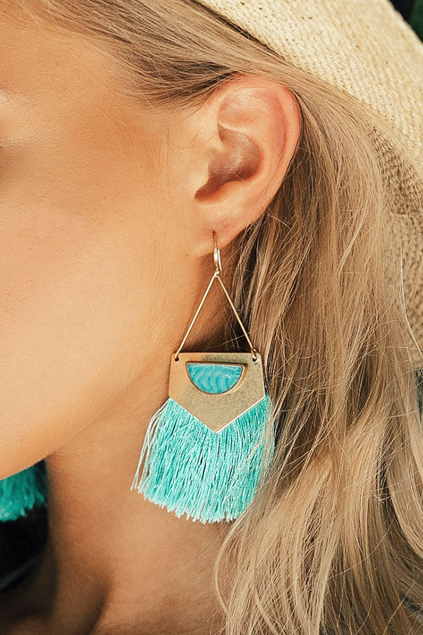 Better By The Beach Earrings