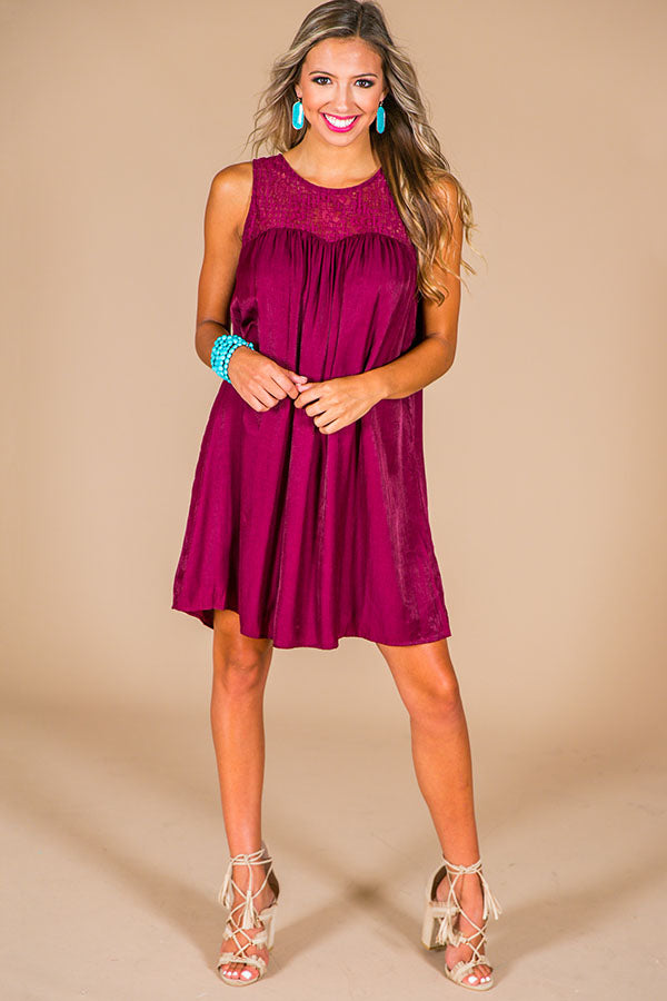 Manhattan Darling Shift Dress