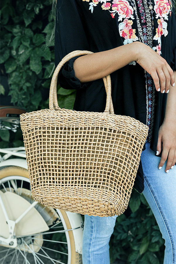 Seaside Bliss Tote