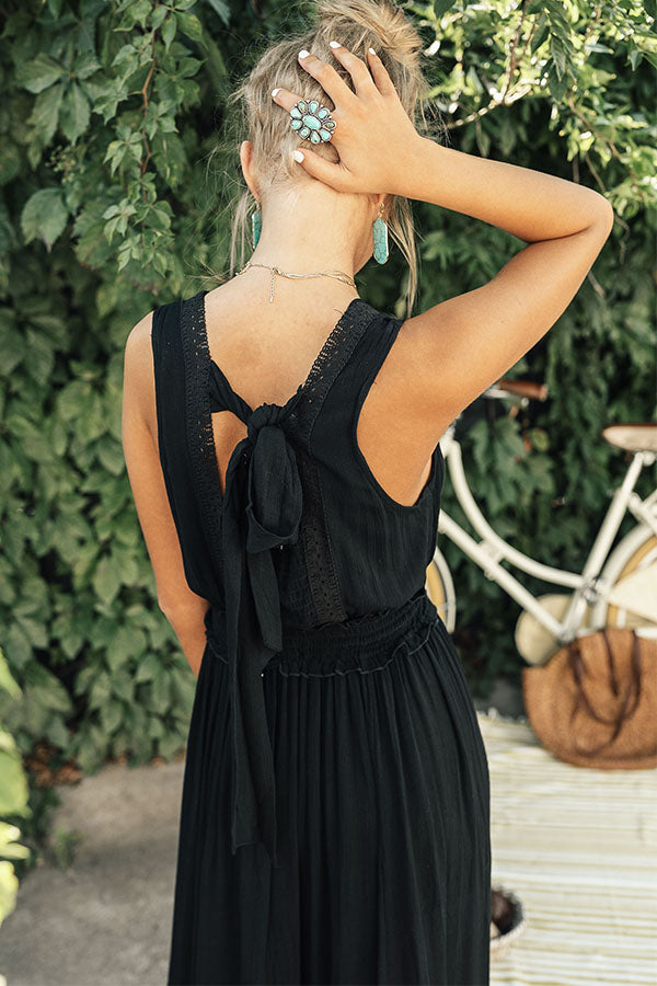 Empire State Of Mind Maxi Dress