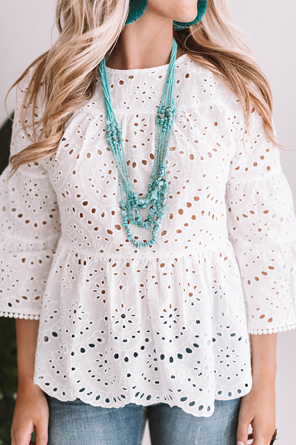 Rock Candy Layered Necklace