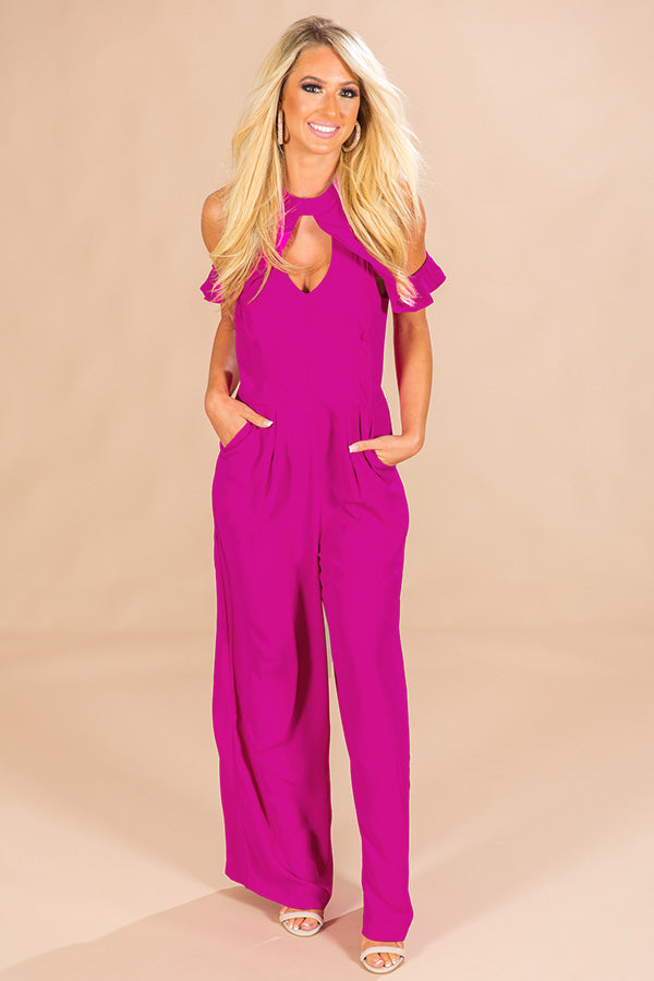 Party In Paris Jumpsuit