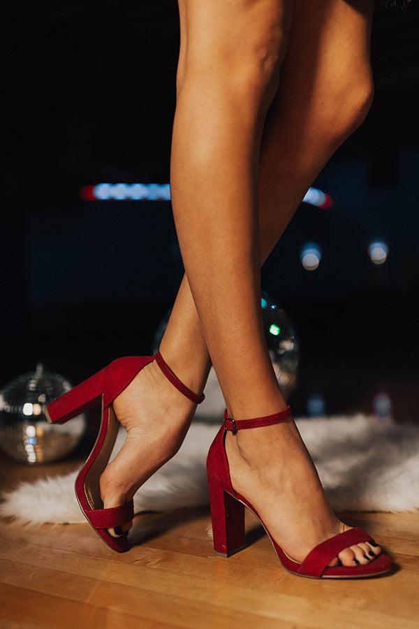 The Isabelle Heel in Wine