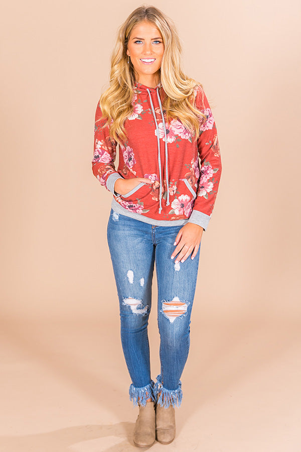 Floral Radiance Sweater