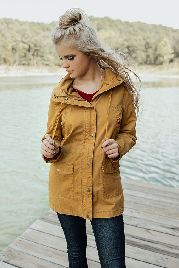 Colorado Cabin Lightweight Jacket