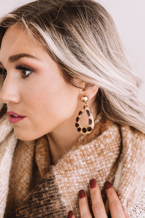 Pretty As They Come Earrings