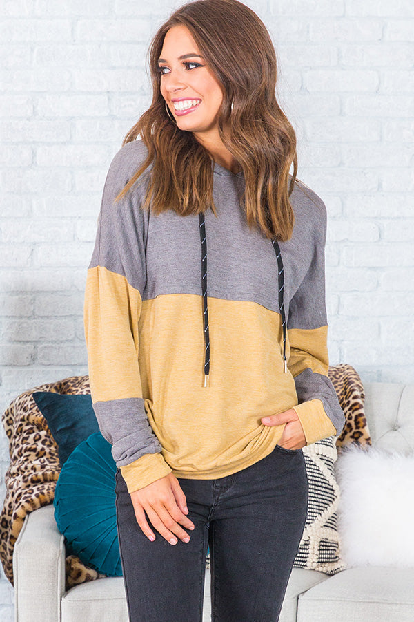 Cool and Confident Hoodie