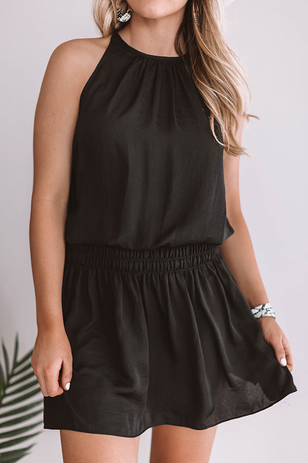Happy Hour Countdown Mini In Black