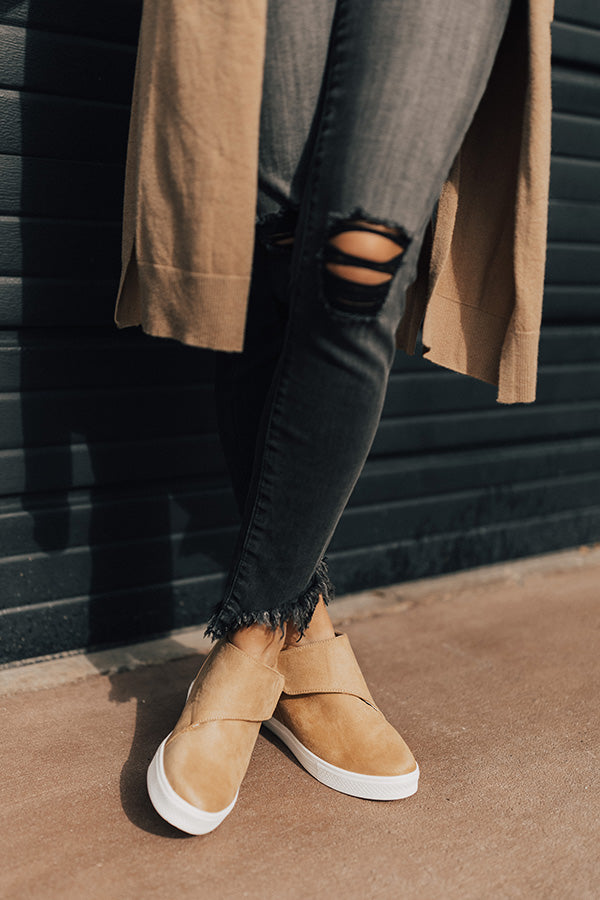The Penny Lane Bootie In Iced Latte