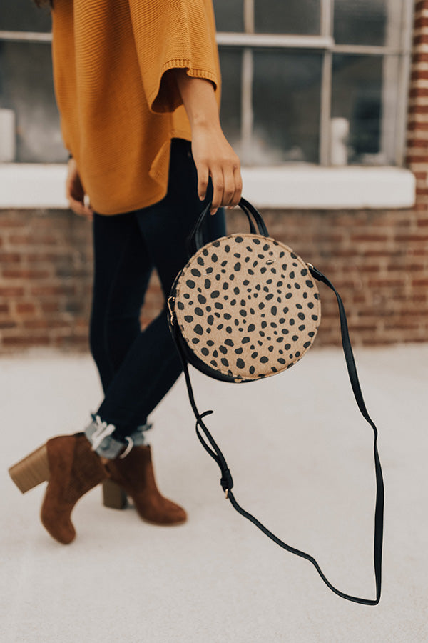 Fifth Avenue Leopard Bag