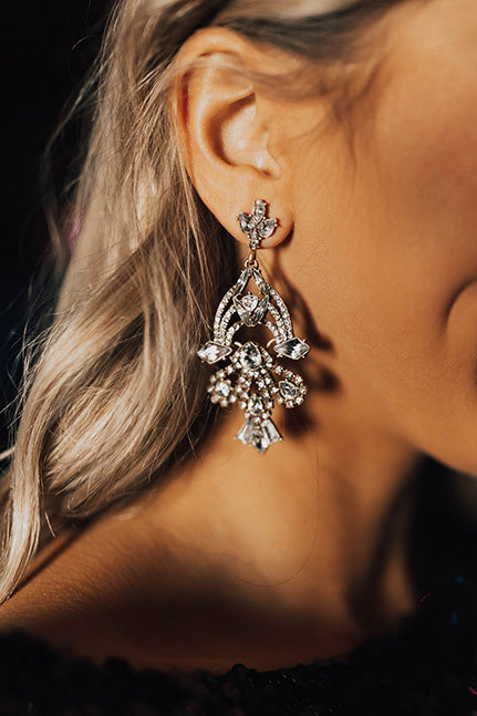 All The Right Sparkles Earrings