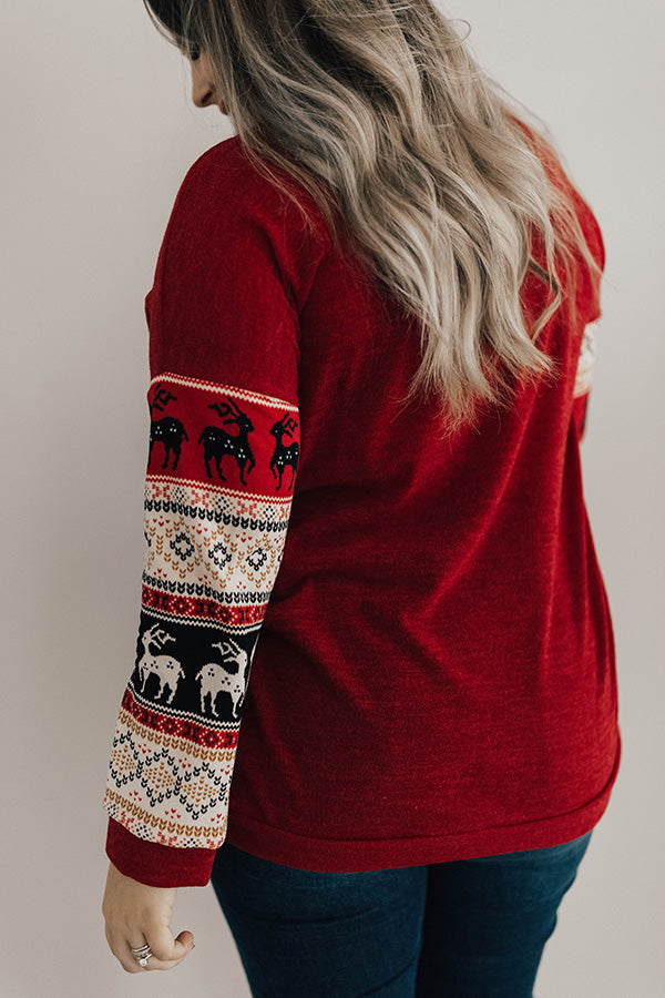 You Better Sleigh Sweater