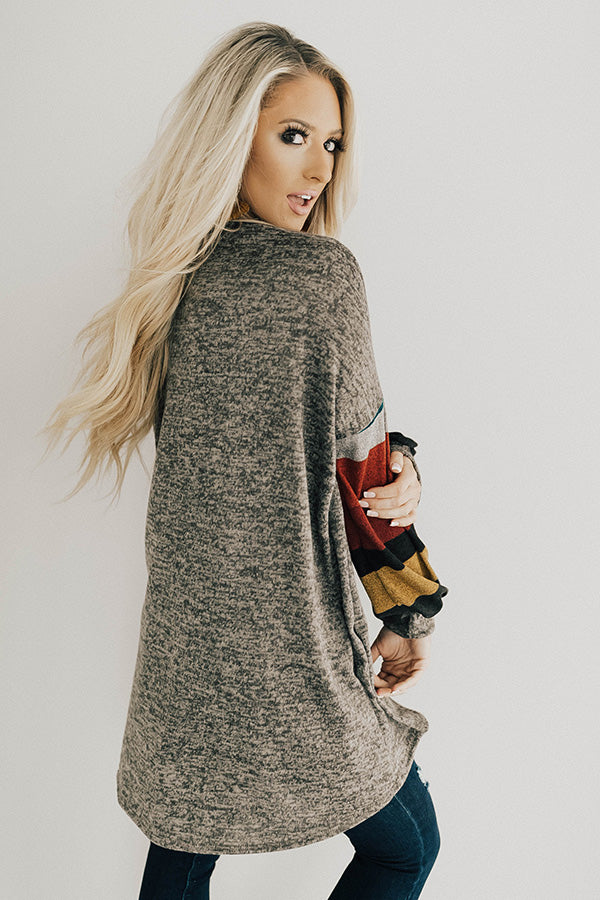 Luxe At The Lodge Shift Tunic
