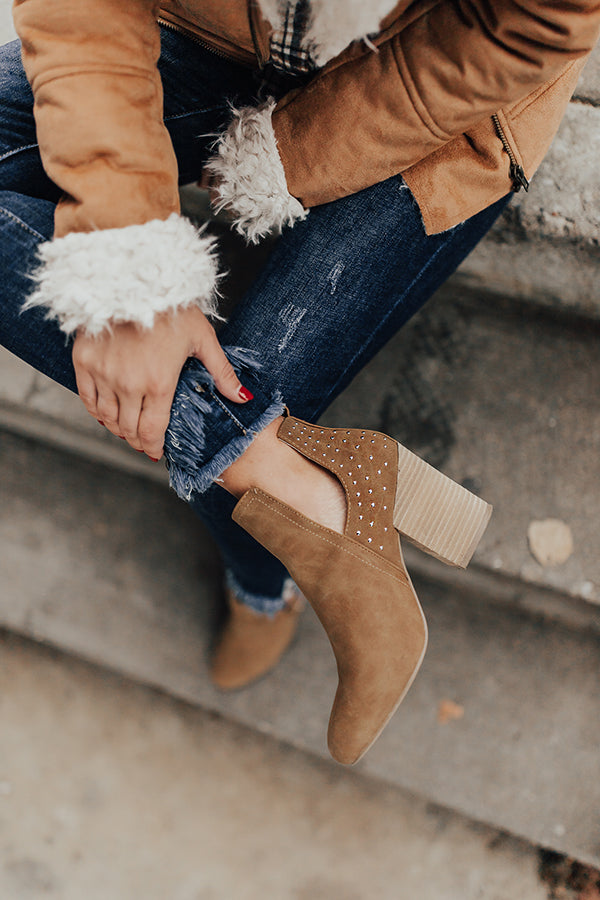 The Chesney Bootie In Khaki