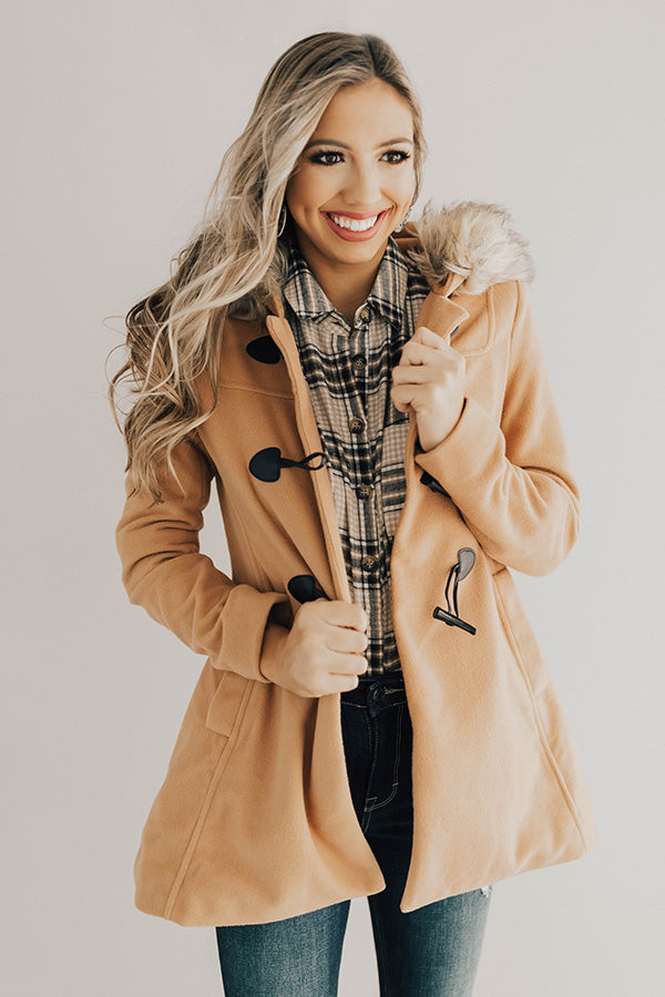 Winter Park Travels Coat