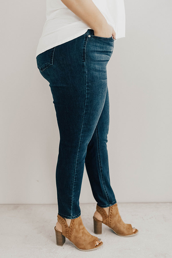 The Saylor High Waist Skinny
