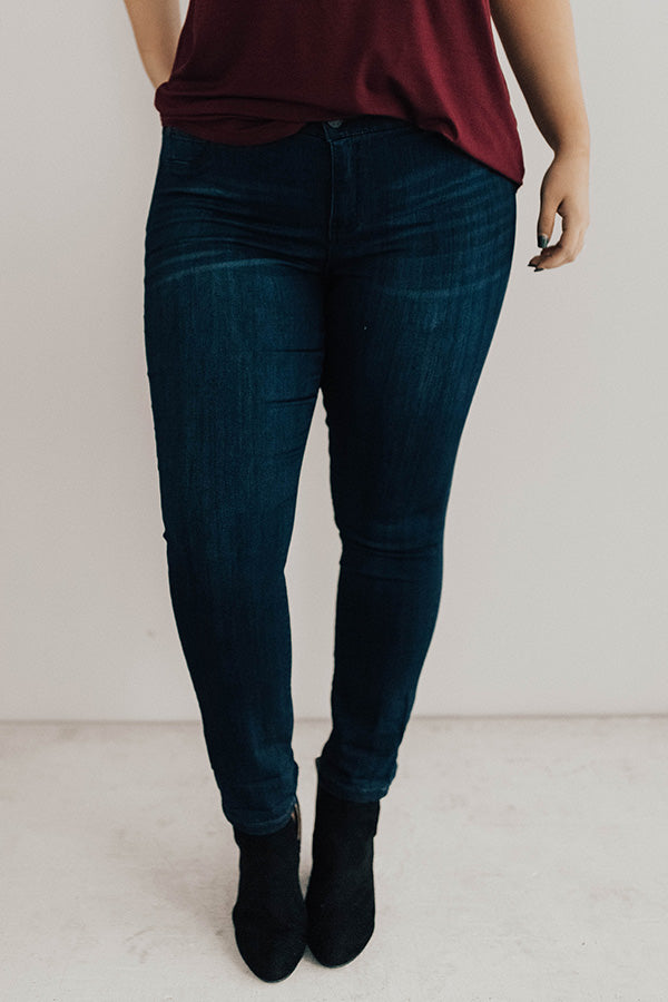 The Magnolia Midrise Ankle Skinny