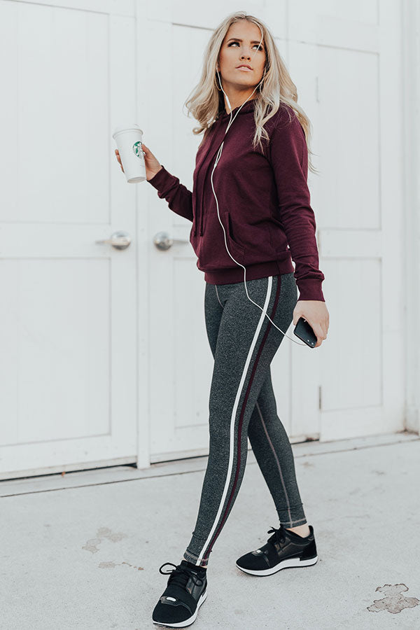 The Starting Line High Waist Legging