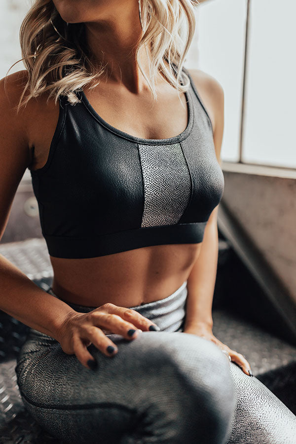 Push The Limits Sports Bra