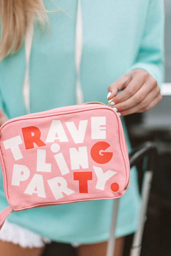 Traveling Party Toiletries Bag