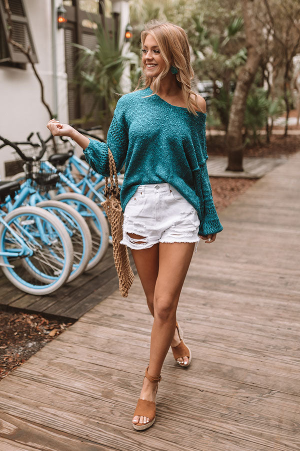 Life In Full Color Knit Sweater