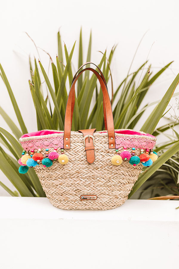 Poolside Preferred Woven Tote