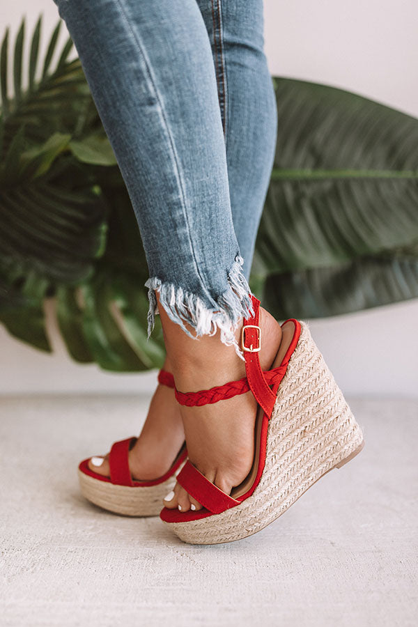 The Rosalie Wedge