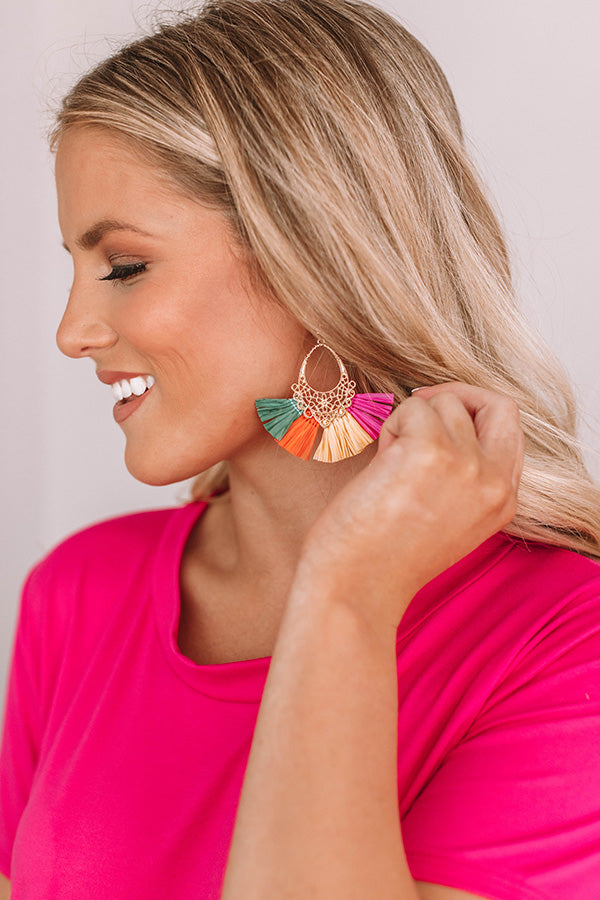 Bali Forever Earrings In Multi