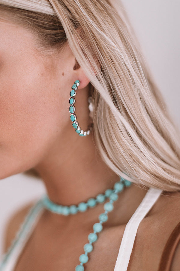 Serene Shores Earrings