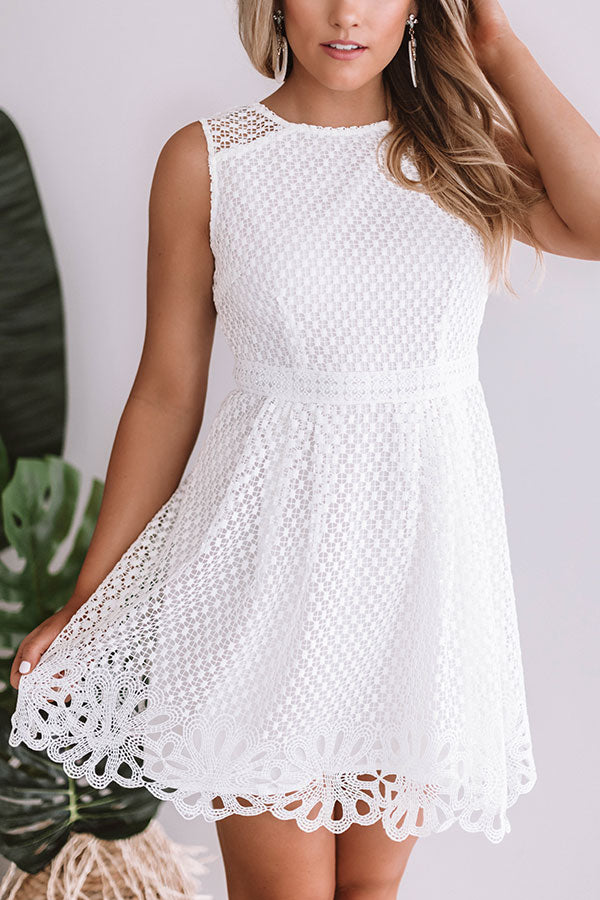Postiano Perfection Lace Dress
