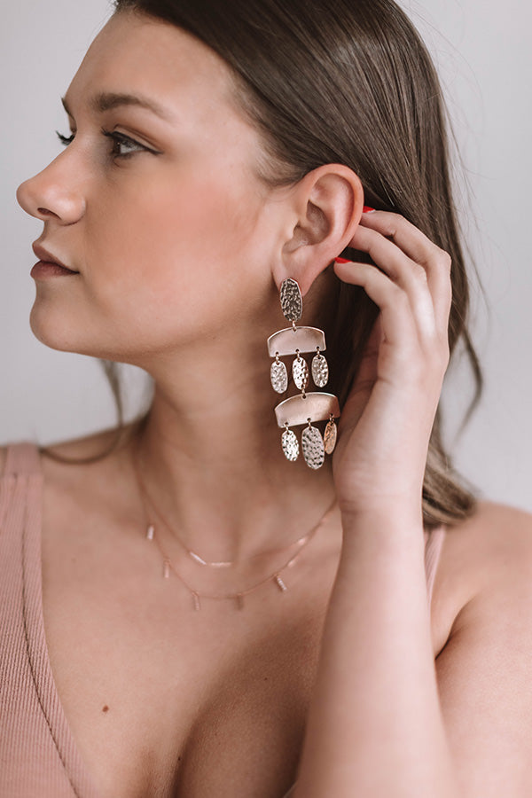 Toast To Forever Earrings