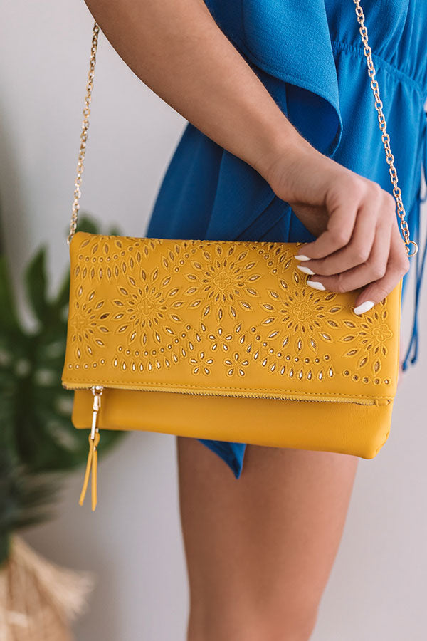 Simply Delightful Clutch