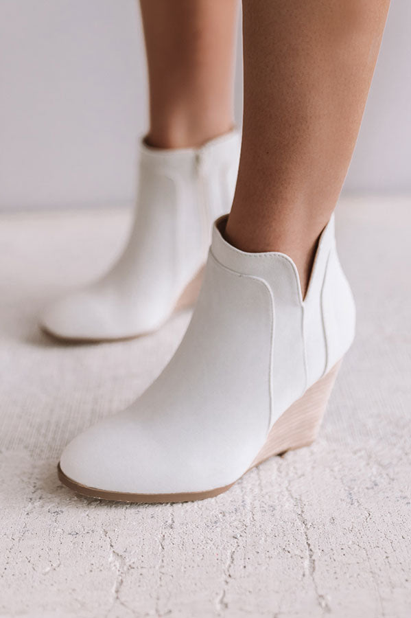 The Cabo Bootie