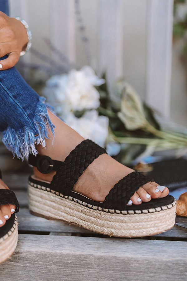 The Celia Espadrille