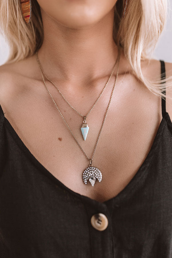 Hello Paradiso Necklace